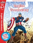 Captain America English Vocabulary (Ages 6-7)