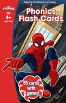 Spider-Man Phonics Flash Cards