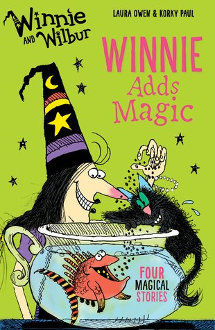Winnie and Wilbur: Winnie Adds Magic