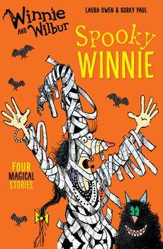 Winnie and Wilbur: Spooky Winnie