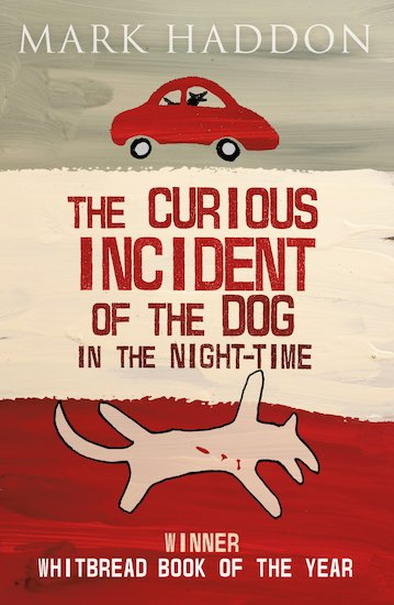 The Curious Incident of the Dog in the Night-Time - Scholastic Shop