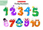 Funky Numbers (1 page)
