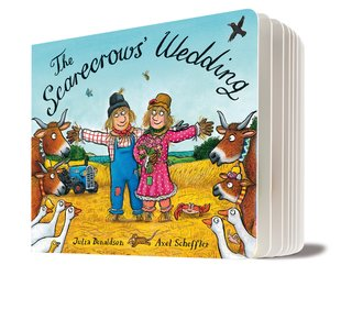 The Scarecrows' Wedding (Board Book)