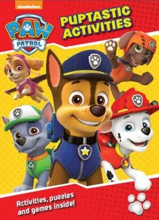 Paw Patrol: Puptastic Activities