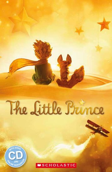 The Little Prince (ELT: Starter Level) BOOK & CD