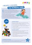The Numbers Game (2 pages)