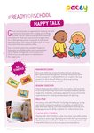 Happy Talk (2 pages)