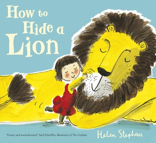 How to Hide a Lion (Board Book)