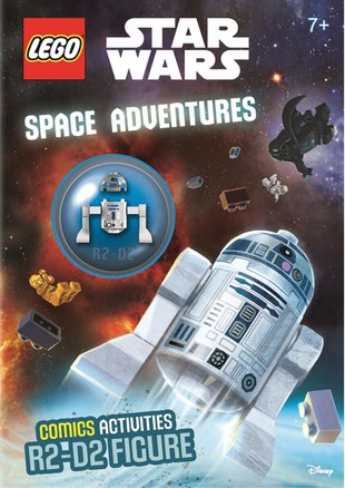 Space Adventures Activity Book