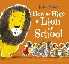 How to Hide a Lion at School PB