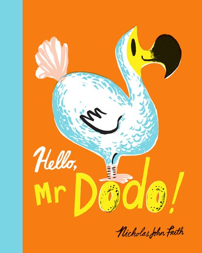 Hello, Mr Dodo