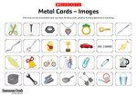 Metal Cards - Images (1 page)