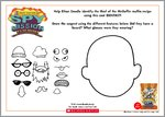 Identikit Activity Sheet (1 page)