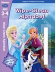 Frozen Wipe-Clean Alphabet (Ages 3-4)
