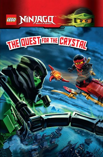 LEGO® Ninjago – Masters of Spinjitzu: The Quest for the Crystal ...