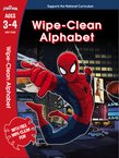 Spider-Man Wipe-Clean Alphabet (Ages 3-4)