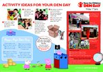 Den Day – Nursery activity poster (1 page)