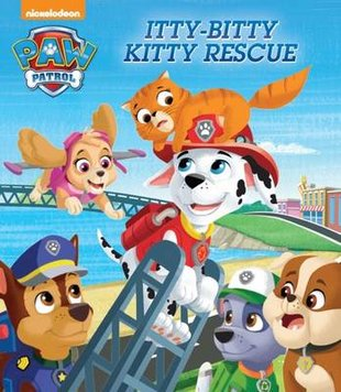 Paw Patrol: Itty-Bitty Kitty Rescue