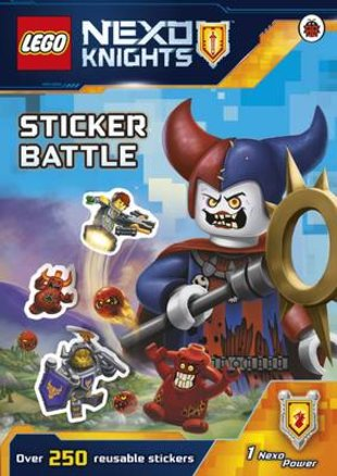 LEGO® NEXO KNIGHTS™: Sticker Battle