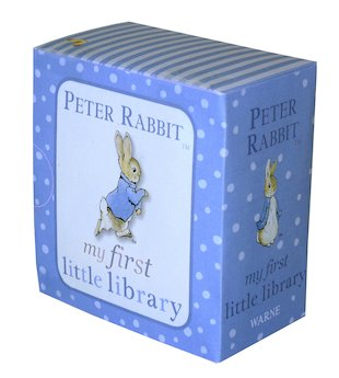 Peter Rabbit: My First Little Library