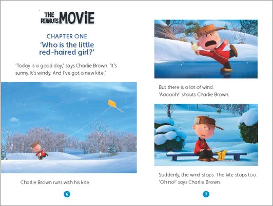 Peanuts: The Movie - sample chapter