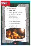 Meet the Croods - Chant sample page (1 page)