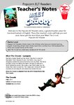 Meet the Croods - Teacher's Notes (13 pages)