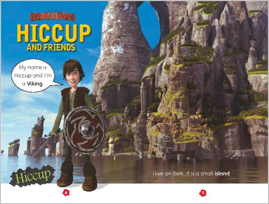 Hiccup and Friends - sample chapter