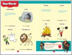 Meet the Croods - New Words sample page (1 page)