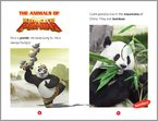 The Animals of Kung Fu Panda - sample chapter (3 pages)