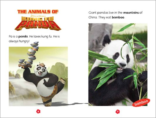 The Animals of Kung Fu Panda - sample chapter