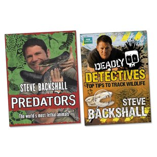Steve Backshall Pair
