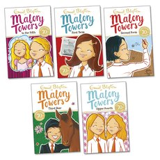 Malory Towers Pack x5