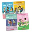 The Baby-Sitters Club Graphic Pack x 4