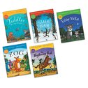 Julia Donaldson and Axel Scheffler Early Readers Pack x 5