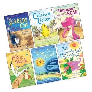 Usborne Very First Reading Pack x 6
