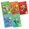 The Famous Five Colour Reads Pack x 5
