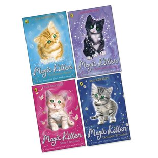 Magic Kitten Pack x 4
