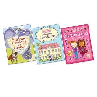 Scholastic Activities Pack x 3