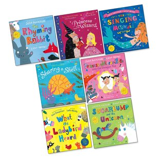 Julia Donaldson and Lydia Monks Pack x 7