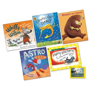 Rhyming Picture Books Pack x 6