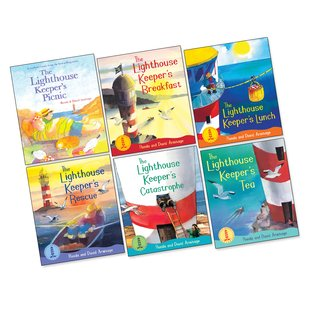 The Lighthouse Keeper Pack x 6