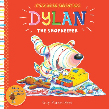 Dylan the Shopkeeper (Hardback)