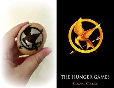 Hunger Games Egg 2