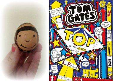 Tom Gates Egg