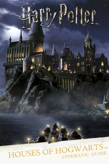 Harry Potter Book Value Guide : Harry potter houses of hogwarts a cinematic guide