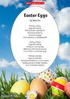 'Easter Eggs' poem