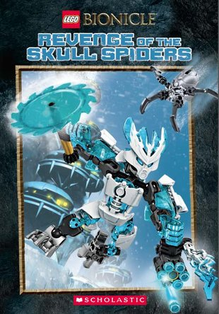 LEGO® BIONICLE®: Revenge of the Skull Spiders