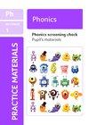 Phonics screening check – Pupil materials
