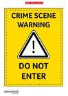 Crime-Scene Poster